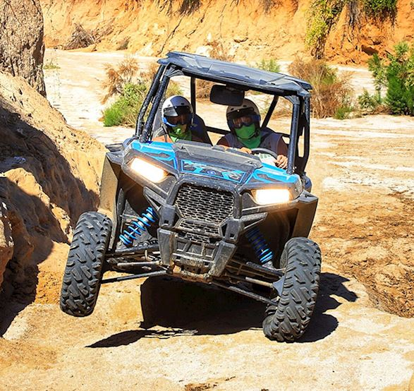 Off-Road Adventuren Baja en Cabo San Lucas