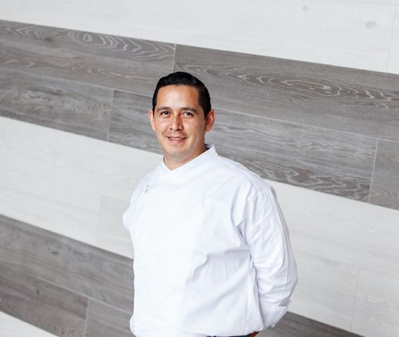 Chef Francisco Vargas Flores - Sous Chef Ejecutivo