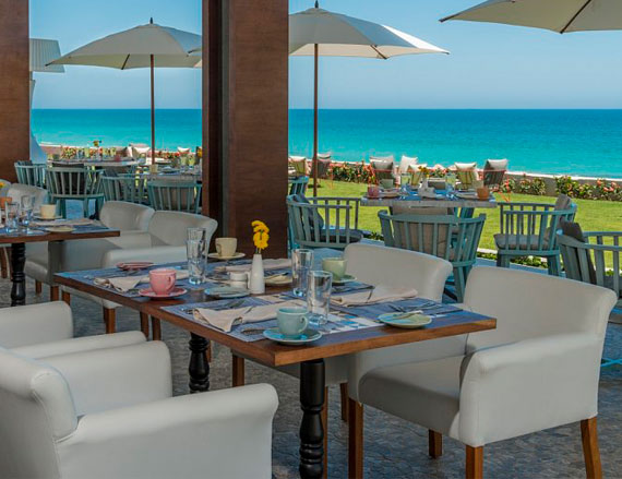 Azul Restautant at Grand Velas Los Cabos